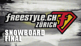 Freestyle CH Snowboard Final